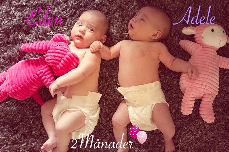tvillingarna2månader